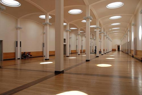Muzeji, galerije, veliki prostori